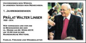 Linser Walter
